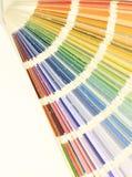 Líneas de color Imagen de archivo