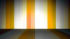 Líneas de color Altos fondos del movimiento del cgi de la definición Líneas coloreadas verticales metrajes
