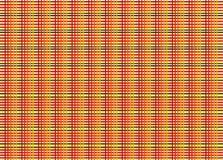 Líneas de color del ejemplo stock de ilustración