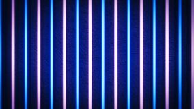 Líneas de fondo ligero de neón stock de ilustración