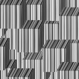 Líneas de la innovación de la caja Imagen de archivo libre de regalías