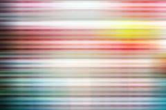 Líneas de luz Fotos de archivo