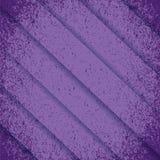 Líneas de marco púrpuras del modelo del Grunge fondo Imagenes de archivo