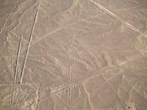 Líneas de Nazca imagenes de archivo