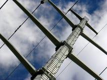 Líneas de potencia 05 Foto de archivo