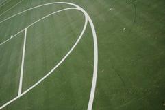 Líneas del baloncesto Fotos de archivo libres de regalías