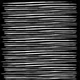 Líneas del garabato de la textura del bosquejo Foto de archivo