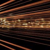 Líneas diagonales Fotos de archivo