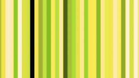Líneas el fluir de Parellel al azar ilustración del vector