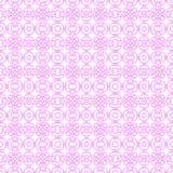 Líneas elegantes rosadas inconsútiles fondo del vector Fotografía de archivo libre de regalías