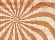 Líneas en el papiro ilustración del vector