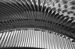 Líneas en el techo Fotografía de archivo libre de regalías