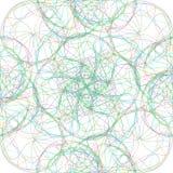 Líneas gráficas Imágenes de archivo libres de regalías