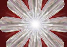 Líneas ligeras de la ciencia Imagen de archivo libre de regalías