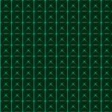 Líneas ligeras fondo de la tecnología lisa del vector Imágenes de archivo libres de regalías