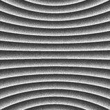 Líneas lisas fondo del vector de Dotwork stock de ilustración
