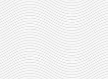 Líneas lisas onduladas fondo del modelo ilustración del vector