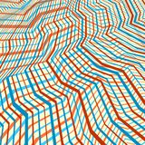 Líneas paralelas Imagen de archivo libre de regalías