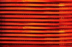 Líneas rojas Fotografía de archivo libre de regalías