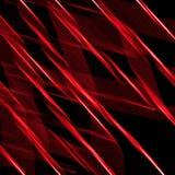 Líneas rojas del fondo Fotos de archivo libres de regalías