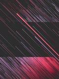 Líneas rojas diagonales fondo abstracto de Digitaces representación 3d Fotografía de archivo