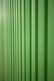 Líneas textured verde Imagen de archivo libre de regalías