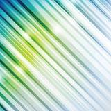 Líneas vector abstracto Imagen de archivo