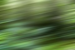 Líneas Verdes borrosas Imagen de archivo libre de regalías