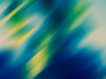 Líneas y dimensiones de una variable abstractas Foto de archivo libre de regalías