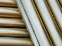 Língua de bambu pintada Imagem de Stock Royalty Free