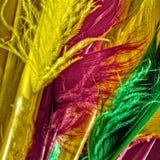Lío colorido Fotografía de archivo libre de regalías