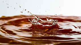 líquido foto de stock