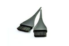 Líquido de limpeza de escova Fotografia de Stock Royalty Free