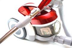 Líquido de limpeza e dinheiro Imagem de Stock Royalty Free