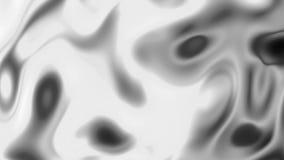 Líquido monocromático abstracto libre illustration