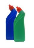 Líquidos da lavagem da louça. Imagens de Stock Royalty Free