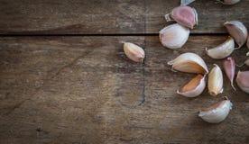 Lóbulos do alho Imagem de Stock Royalty Free