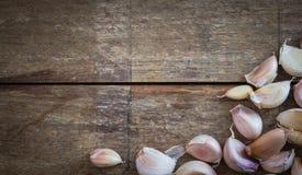 Lóbulos do alho Imagens de Stock Royalty Free