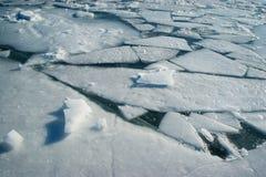 lód Zdjęcie Royalty Free