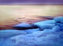 lód Obrazy Royalty Free