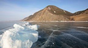 lód Zdjęcie Stock