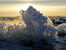 lód Zdjęcia Stock
