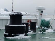 Lód Ahoy! Obrazy Royalty Free