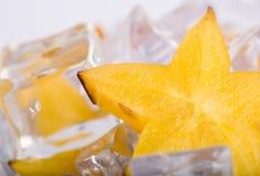 lód gwiazdy Fotografia Stock