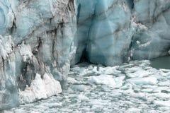 Lód, lodowiec Obraz Stock