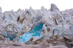 lód skał Zdjęcie Stock
