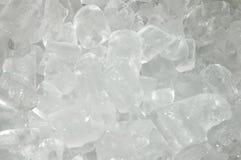 lód tło Zdjęcia Stock