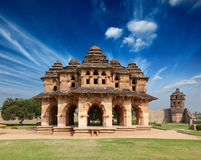 Lótus Mahal do palácio foto de stock royalty free