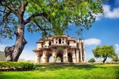 Lótus Mahal em Hampi Fotografia de Stock Royalty Free