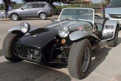 Lótus retros britânicos do carro Imagens de Stock Royalty Free